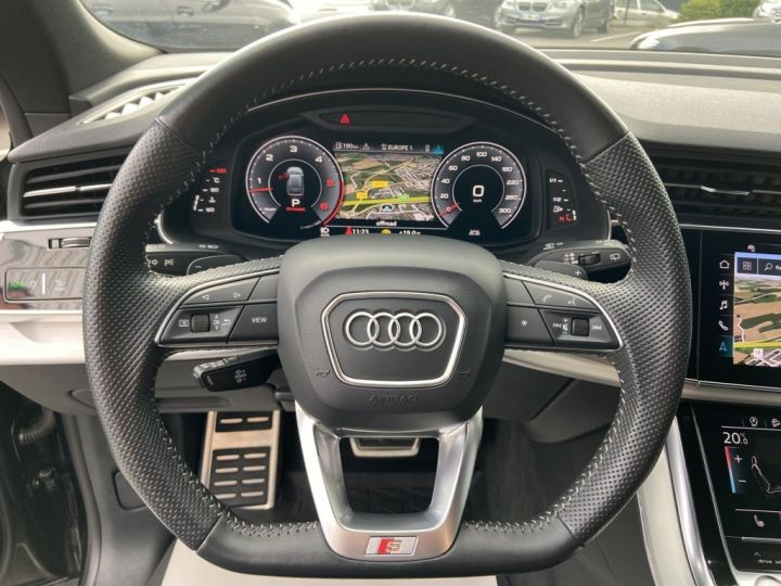 Audi Q8 50 TDI 286ch QUATTRO S-LINE TIPTRONIC 8 NOIR - 21