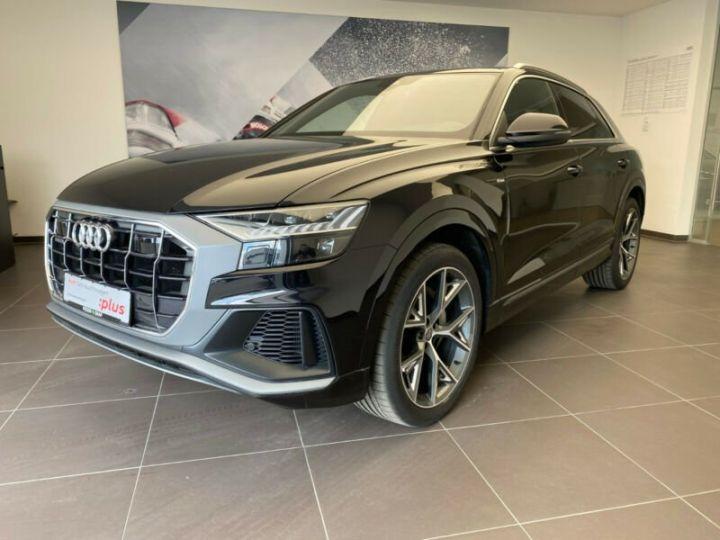 Audi Q8  50 TDI qu - 3 x ligne S MALUS INCLU noir - 1