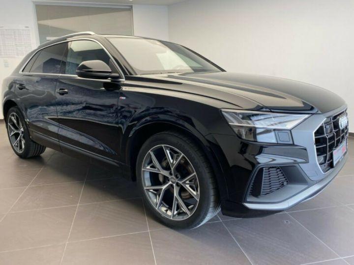 Audi Q8  50 TDI qu - 3 x ligne S MALUS INCLU noir - 2