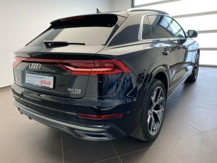 Audi Q8  50 TDI qu - 3 x ligne S MALUS INCLU noir - 4