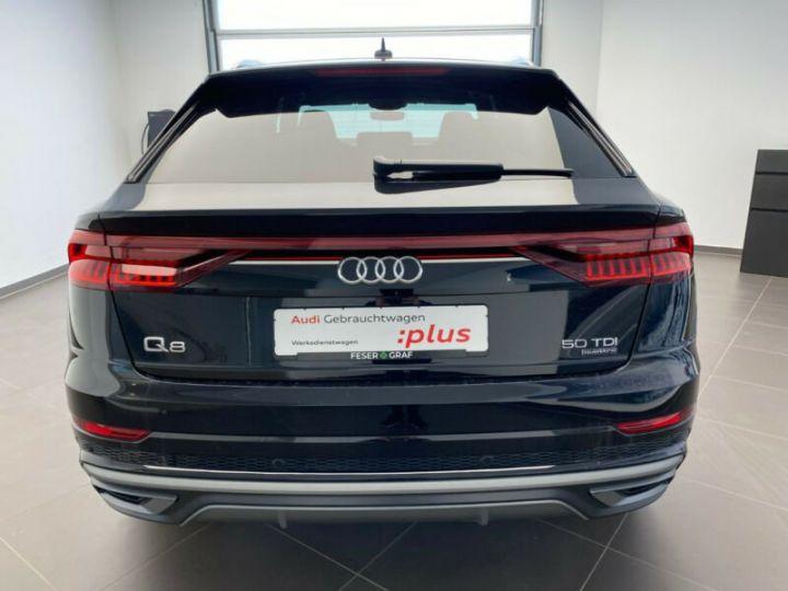 Audi Q8  50 TDI qu - 3 x ligne S MALUS INCLU noir - 5