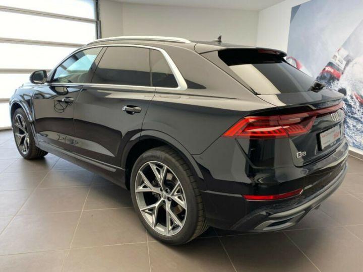 Audi Q8  50 TDI qu - 3 x ligne S MALUS INCLU noir - 6