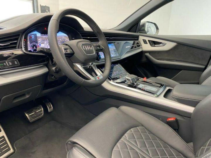 Audi Q8  50 TDI qu - 3 x ligne S MALUS INCLU noir - 7