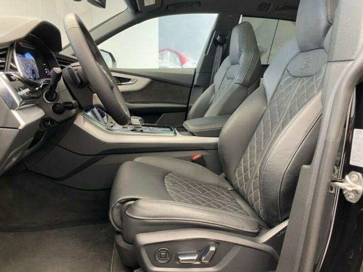Audi Q8  50 TDI qu - 3 x ligne S MALUS INCLU noir - 9