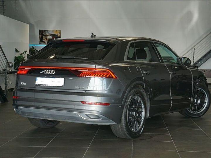 Audi Q8 50 TDI Quattro Gris Peinture Métallisée - 2