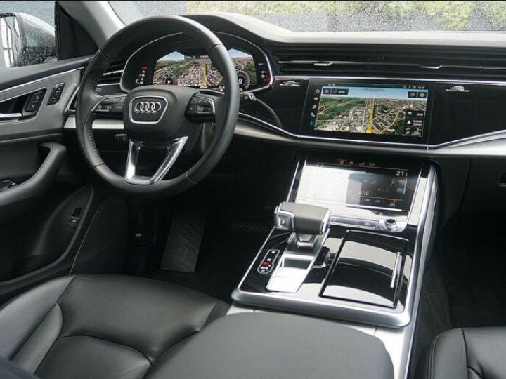 Audi Q8 50 TDI Quattro Gris Peinture Métallisée - 3