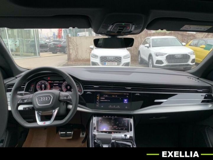 Audi Q8 50 TDI QUATTRO S LINE 286  BLANC  Occasion - 3