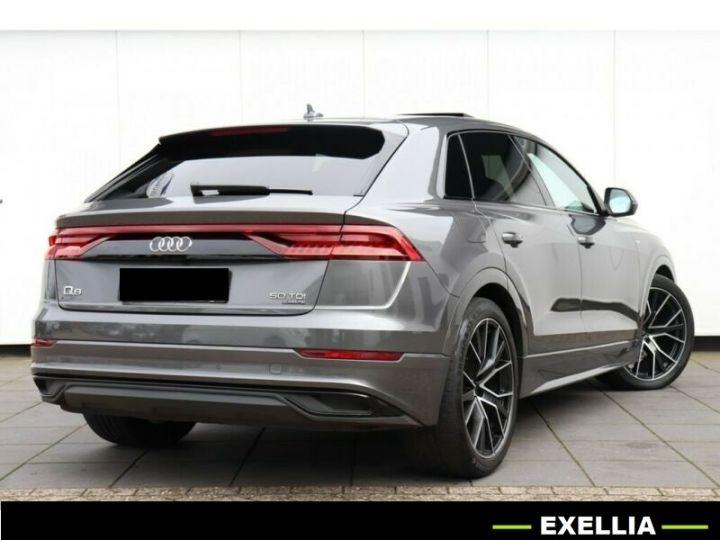Audi Q8 50 TDI QUATTRO S LINE PLUS TIPTRONIC GRIS DAYTONA Occasion - 2