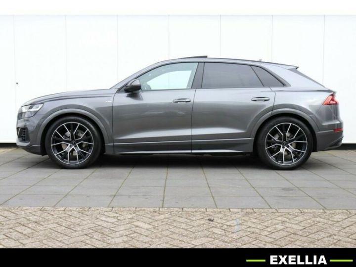 Audi Q8 50 TDI QUATTRO S LINE PLUS TIPTRONIC GRIS DAYTONA Occasion - 3