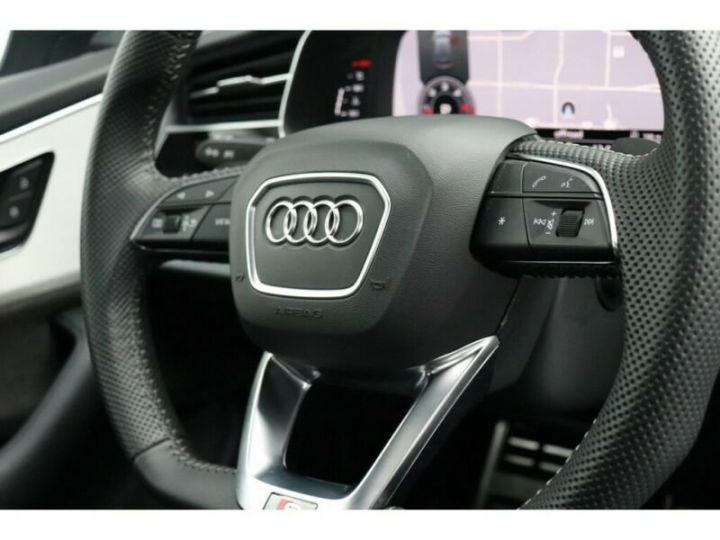 Audi Q8 50 TDI QUATTRO S LINE PLUS TIPTRONIC GRIS DAYTONA Occasion - 8