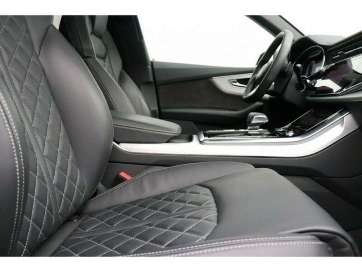 Audi Q8 50 TDI QUATTRO S LINE PLUS TIPTRONIC GRIS DAYTONA Occasion - 12