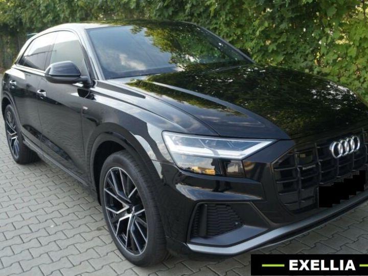 Audi Q8 50 TDI S LINE  NOIR Occasion - 4