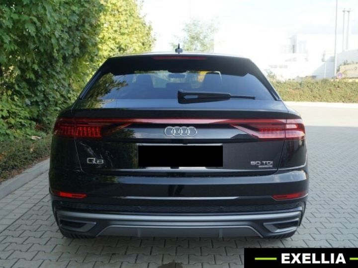 Audi Q8 50 TDI S LINE  NOIR Occasion - 8