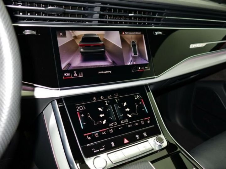 Audi Q8  55 TFSI 3x S-LINE*Black-Pak Noir - 8