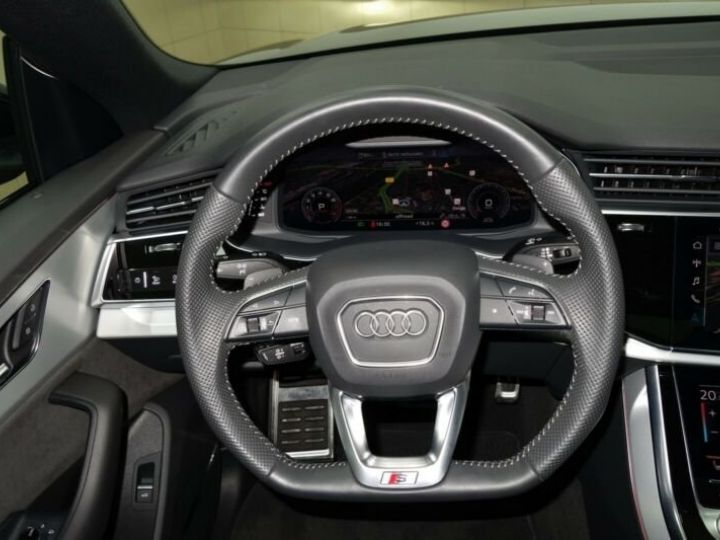 Audi Q8  55 TFSI 3x S-LINE*Black-Pak Noir - 12