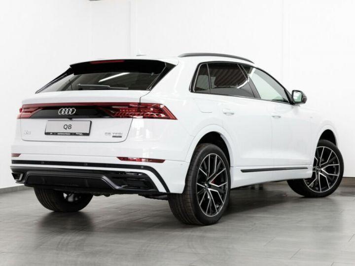 Audi Q8 s-line BLANC  - 2
