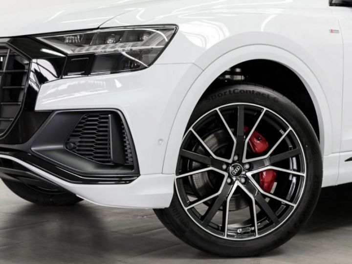Audi Q8 s-line BLANC  - 7