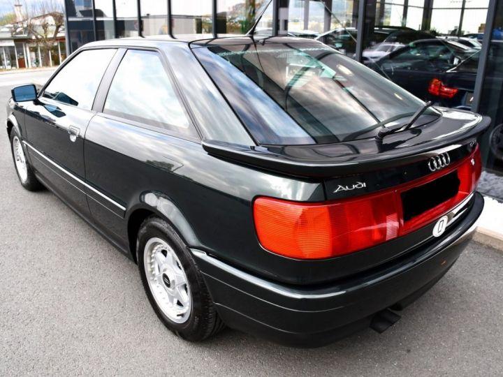 Audi QUATTRO coupé 2.8L V6 vert  - 3
