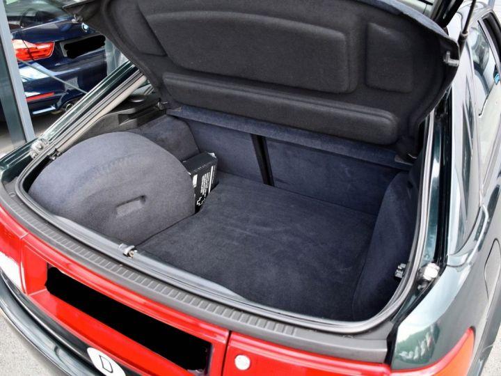 Audi QUATTRO coupé 2.8L V6 vert  - 10
