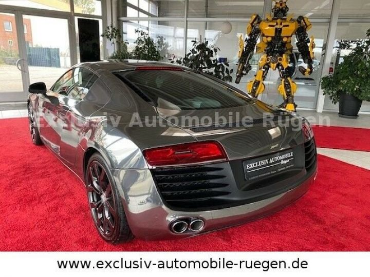 Audi R8 cuivre - 8