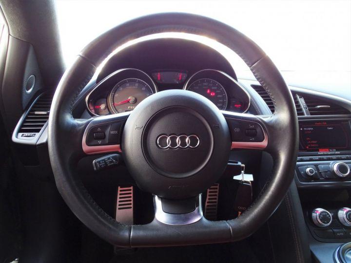 Audi R8 4.2 TFSI V8 COUPE QUATTRO R TRONIC 420 CV - MONACO Noir Metal - 7