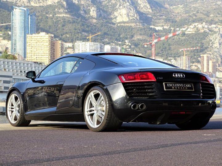 Audi R8 4.2 TFSI V8 COUPE QUATTRO R TRONIC 420 CV - MONACO Noir Metal - 16