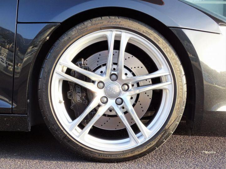 Audi R8 4.2 TFSI V8 COUPE QUATTRO R TRONIC 420 CV - MONACO Noir Metal - 17