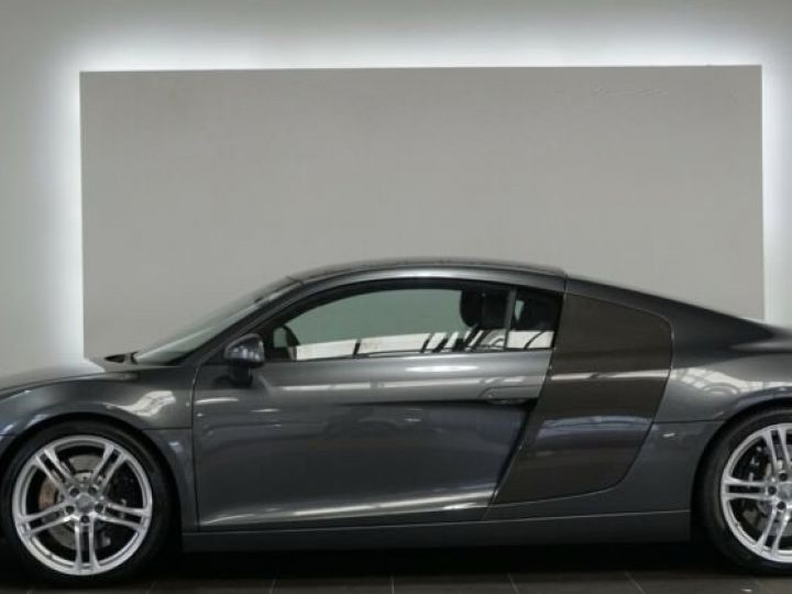 Audi R8 4.2 V8 FSI gris Daytona - 3