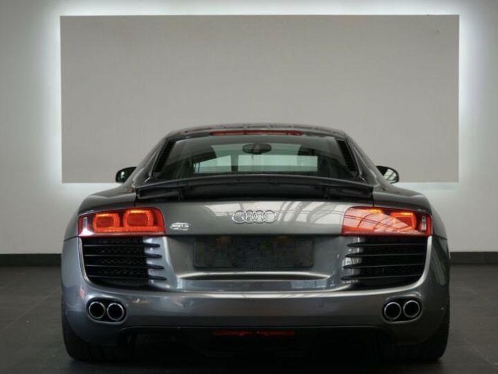 Audi R8 4.2 V8 FSI gris Daytona - 7