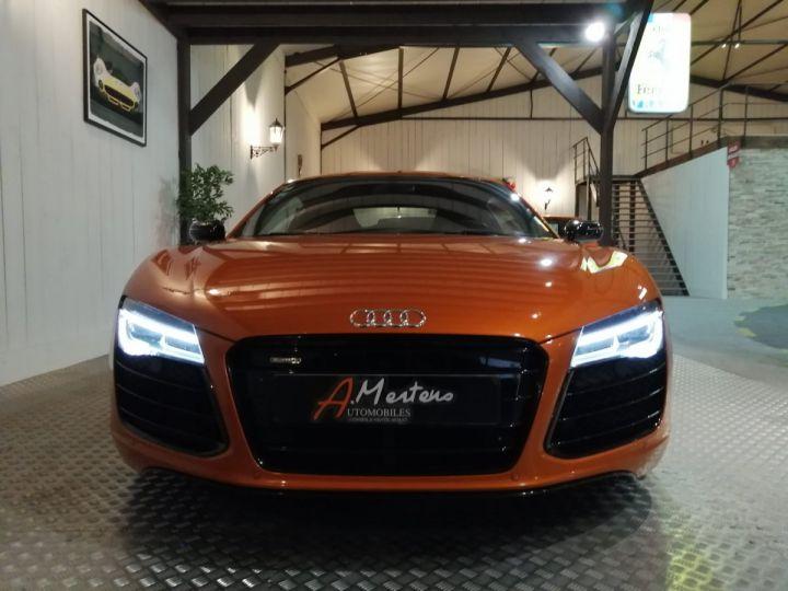 Audi R8 5.2 TFSI 525 CV QUATTRO BVA Orange - 3