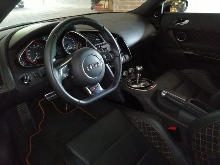 Audi R8 5.2 TFSI 525 CV QUATTRO BVA Orange - 5