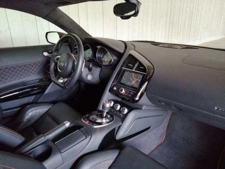 Audi R8 5.2 TFSI 525 CV QUATTRO BVA Orange - 6