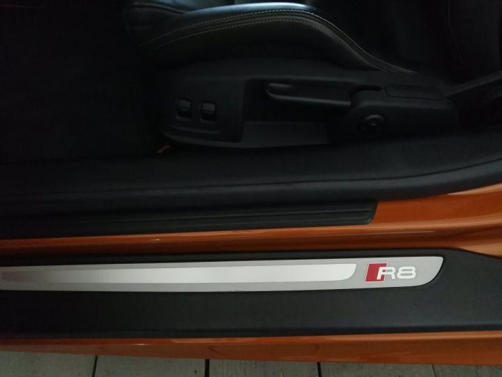 Audi R8 5.2 TFSI 525 CV QUATTRO BVA Orange - 11
