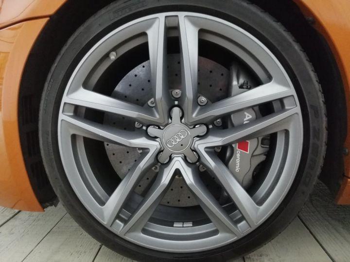 Audi R8 5.2 TFSI 525 CV QUATTRO BVA Orange - 13