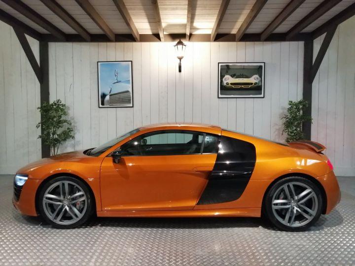 Audi R8 5.2 V10 525 cv  Orange - 1