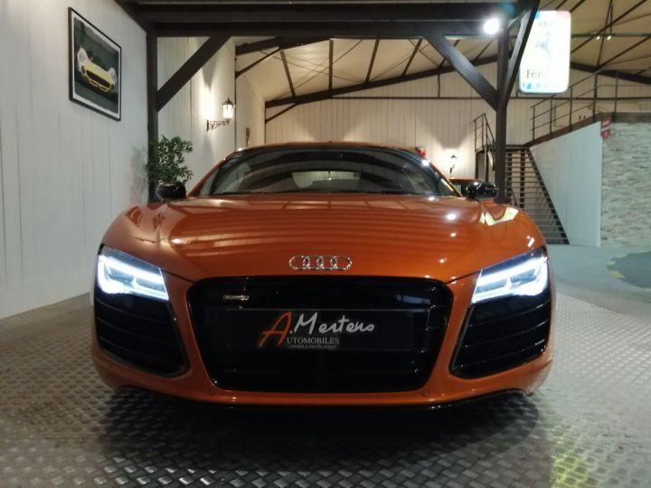 Audi R8 5.2 V10 525 cv  Orange - 3