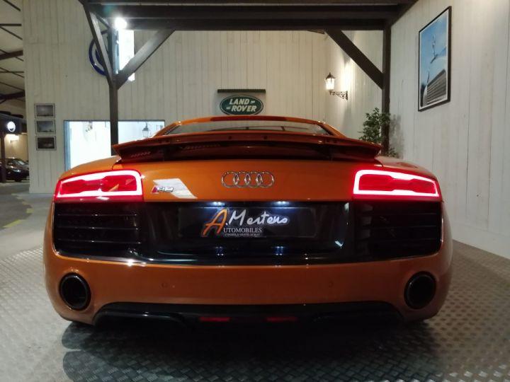 Audi R8 5.2 V10 525 cv  Orange - 4