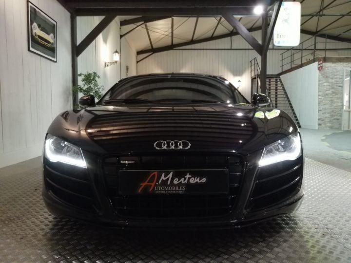 Audi R8 5.2 V10 525 cv  Noir - 3