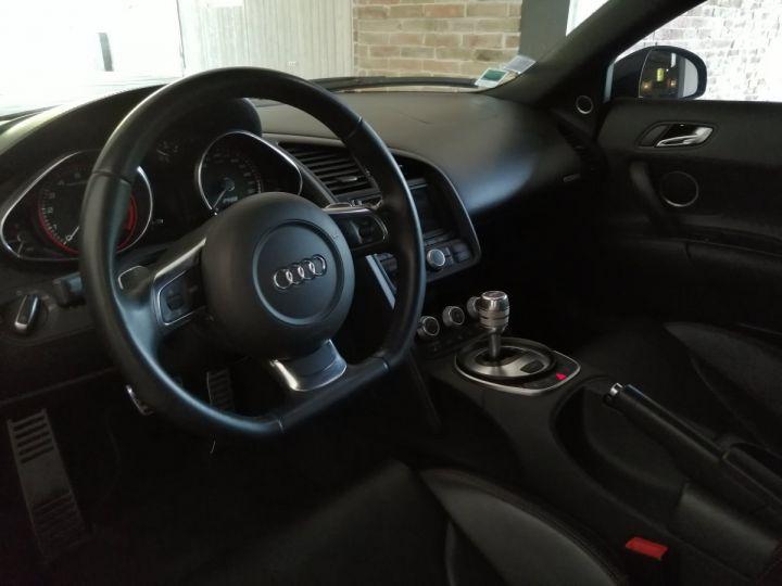 Audi R8 5.2 V10 525 cv  Noir - 5