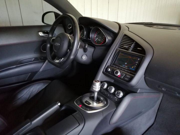 Audi R8 5.2 V10 525 cv  Noir - 6