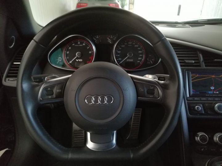 Audi R8 5.2 V10 525 cv  Noir - 7
