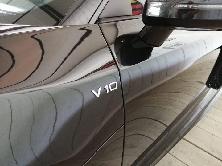 Audi R8 5.2 V10 525 cv  Noir - 14