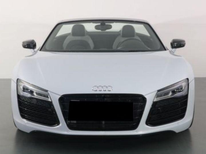 Audi R8 5.2 V10 FSI 525CH QUATTRO TRONIC 7 GRIS Occasion - 2