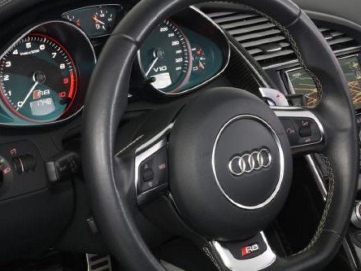 Audi R8 5.2 V10 FSI 525CH QUATTRO TRONIC 7 GRIS Occasion - 12