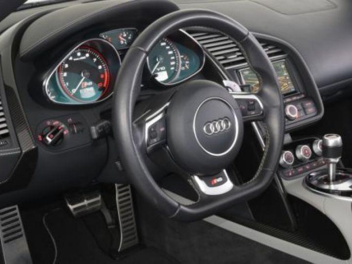 Audi R8 5.2 V10 FSI 525CH QUATTRO TRONIC 7 GRIS Occasion - 13