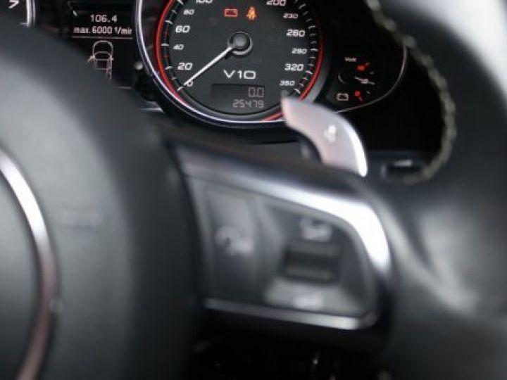 Audi R8 5.2 V10 FSI 525CH QUATTRO TRONIC 7 GRIS Occasion - 20
