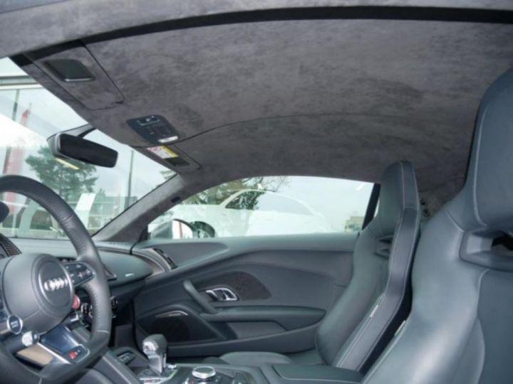 Audi R8 5.2 V10 FSI 610CH PLUS QUATTRO S TRONIC 7 GRIS Occasion - 14