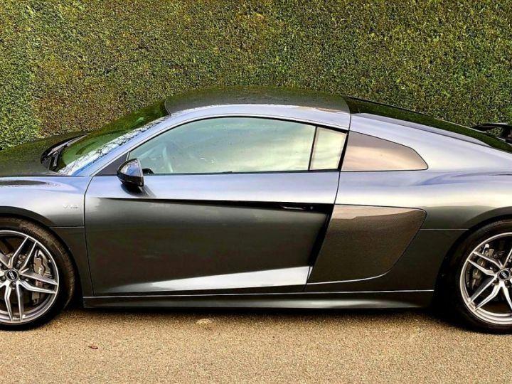 Audi R8 5.2l V10 FSI 610CH PLUS QUATTRO STRONIC 7 NOIR Vendu - 3
