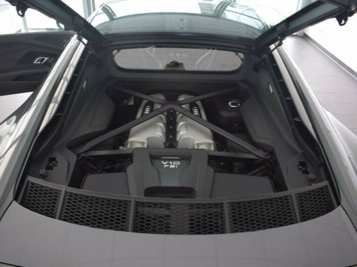 Audi R8 Audi R8 5.2 FSI * GARANTIE 3 ANS * B&O * ECHAPEMMENT SPORT * gris daytonna - 4