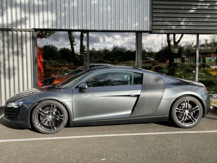 Audi R8 AUDI R8 COUPE 4.2 V8 420 QUATTRO BM gris antracythe - 3